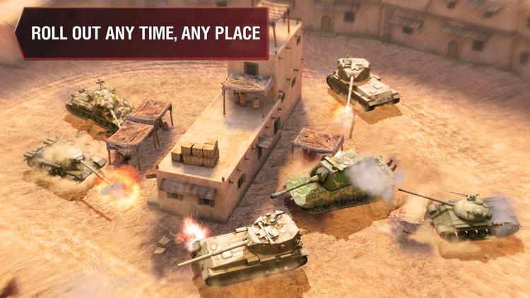World of Tanks Blitz screenshot-3
