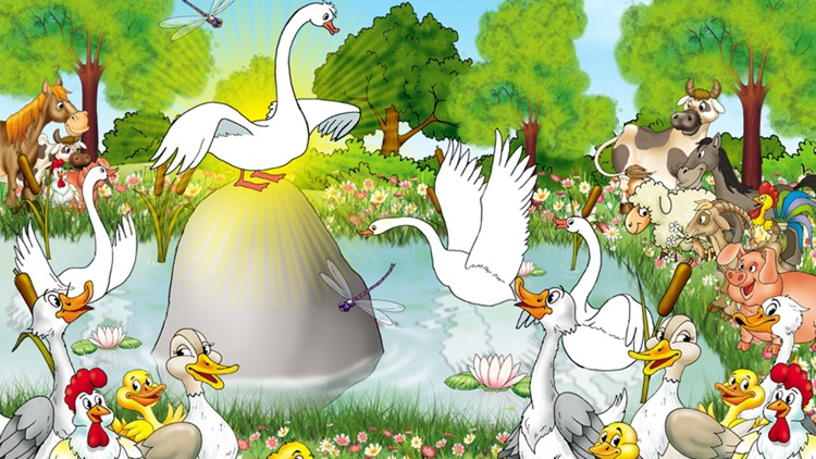 The Ugly Duckling Book screenshot-4
