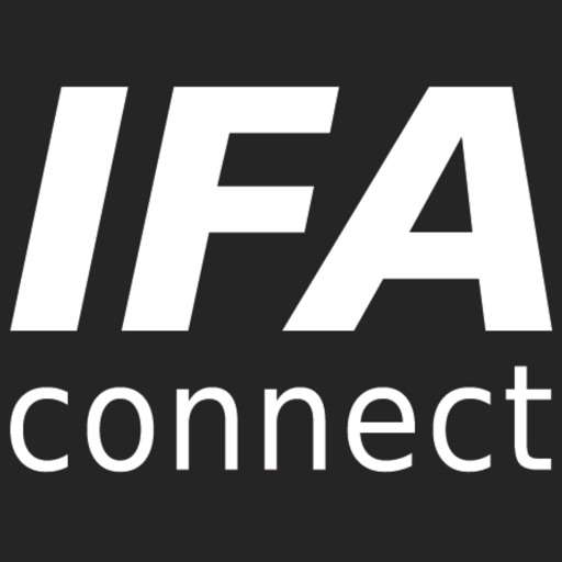 IFA connect application logo