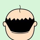 ハゲ親父断髪式  icon