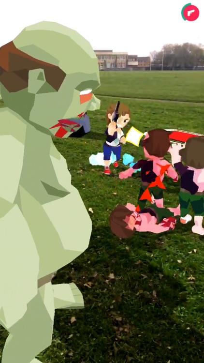 zombies! ARgh! screenshot-0