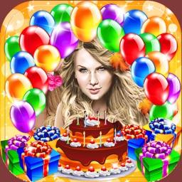 Happy Birthday Photo Frames FX