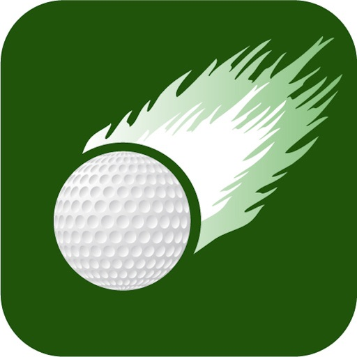 Golf Swing Speed Analyzer icon
