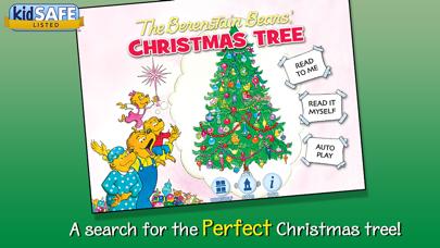 Berenstain Bears Christmas Tree.The Berenstain Bears Christmas Tree App Price Drops