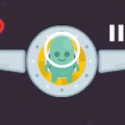 拇指星球之战-模拟空中对战街机游戏