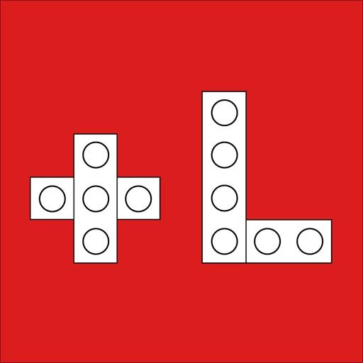PlusL(ブロック組みかえレシピ for LEGO)