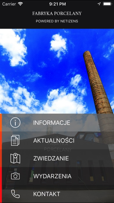 Screenshot for Fabryka Porcelany in Denmark App Store