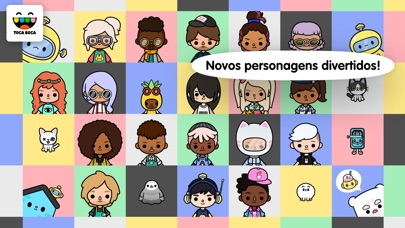 Screenshot for Toca Life: Neighborhood in Brazil App Store
