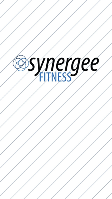 Synergee Fitness screenshot one