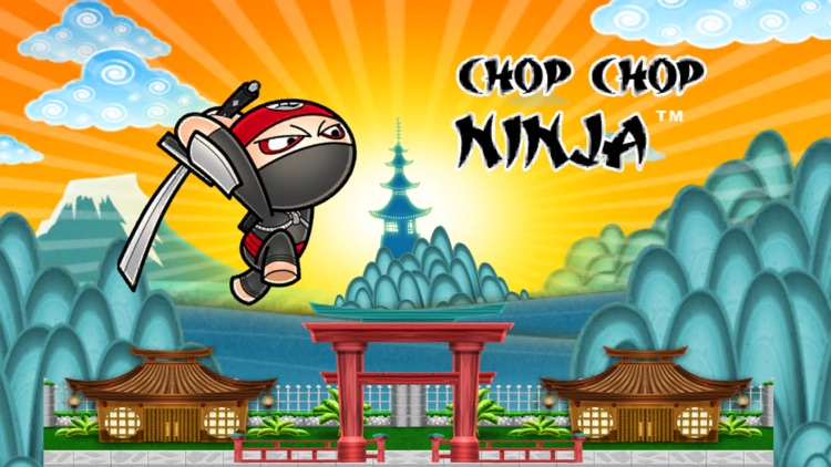 Chop Chop Ninja screenshot-0