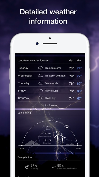 Weather & Alerts for Me screenshot-4