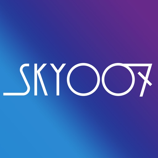 스카이007 - sky007 application logo