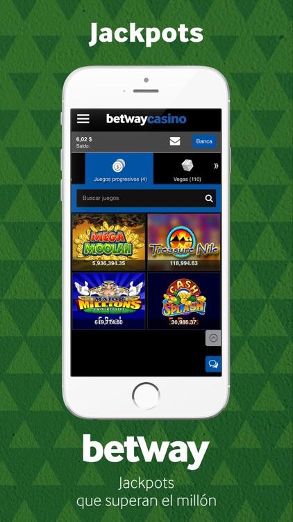 Betway Apuestas Deportivas screenshot-5