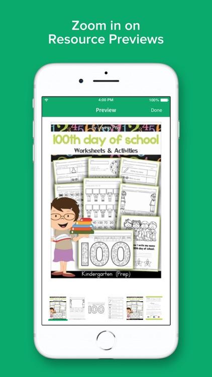 Teachers Pay Teachers screenshot-4