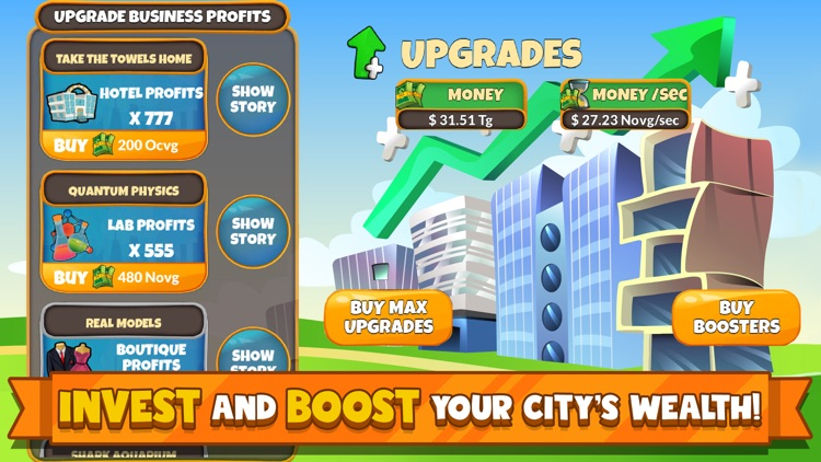 Holyday City Tycoon screenshot-3