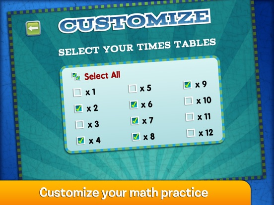 Marble Math Lite: Multiplication | | BestAppsForKids.com
