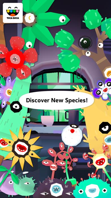Toca Lab: Plants Screenshot