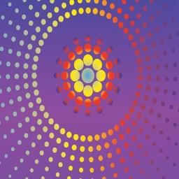 Dancing Line Dots