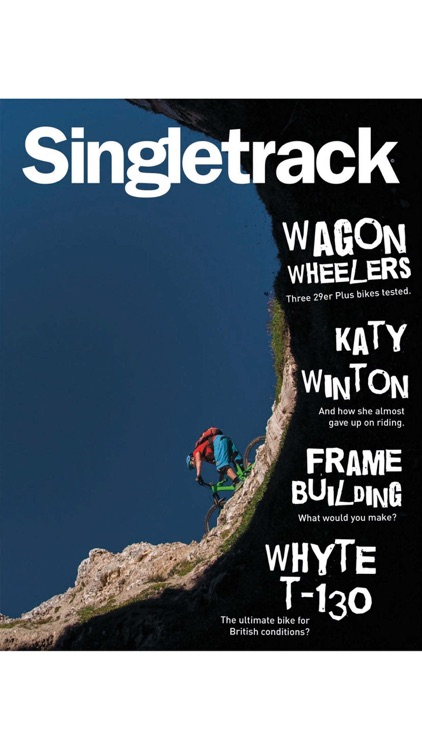 Singletrack Magazine screenshot-4
