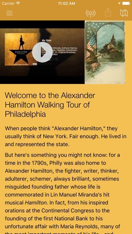 Alexander Hamilton Walking Tours screenshot-3