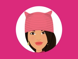 Telle-Lilly: Women's March Stickers