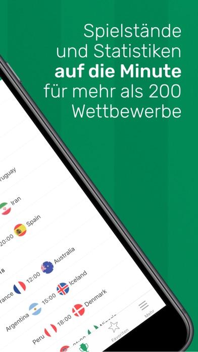 FotMob Fußball Ergebnisse für PC - Windows 10,8,7 (Deutsch