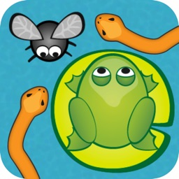 Frog Flies and Snakes Ad Free