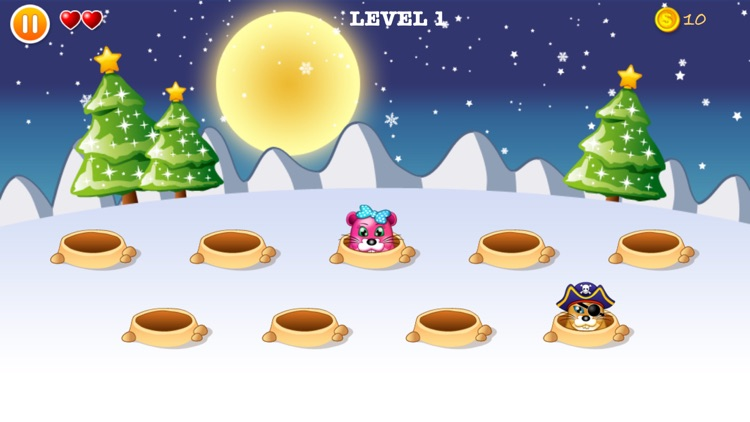 Smack Mole Madness screenshot-1