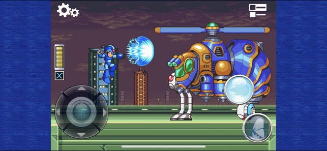 MEGA MAN X Screenshot