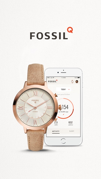 Fossil Q screenshot-0