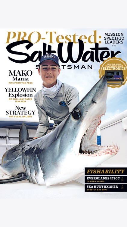 Salt Water Sportsman Mag
