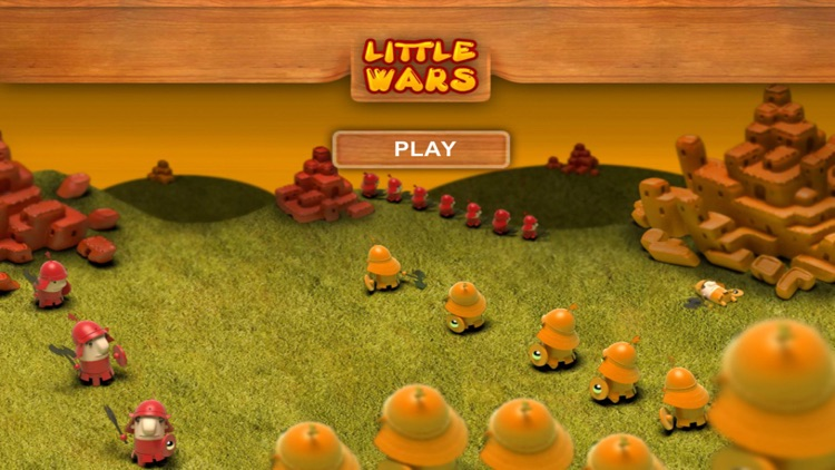 Little Wars — Conquer Game