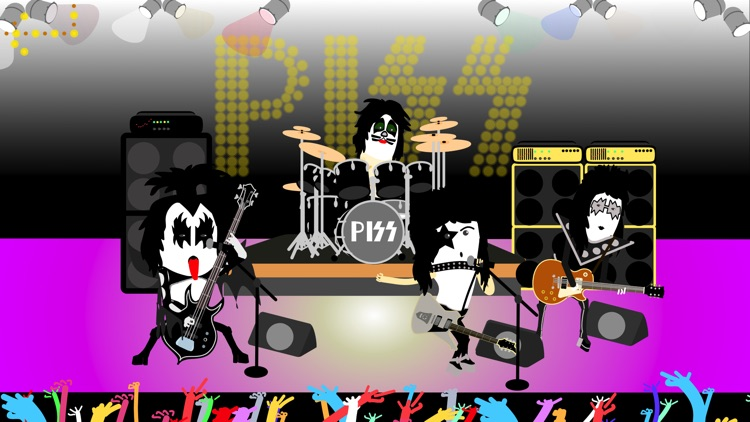 Mini Rock Band screenshot-2
