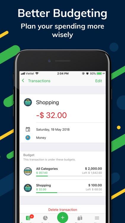 Money Lover +: Expense Tracker screenshot-7
