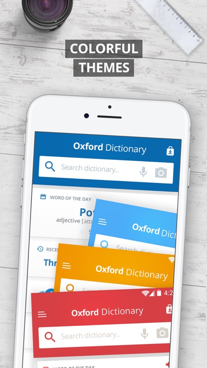 Oxford Dictionary of English screenshot-3