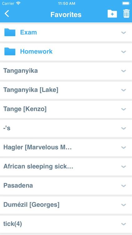 American Heritage Dictionary + screenshot-3
