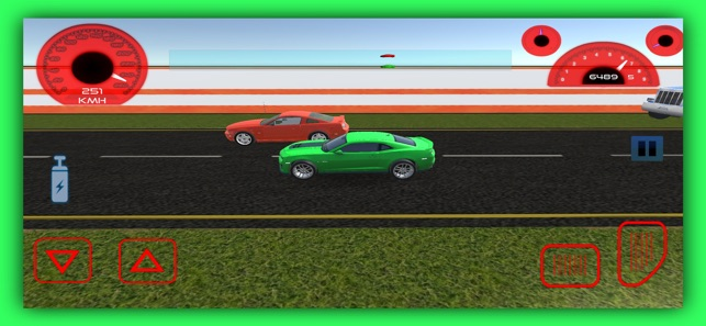 Drag Racer : Perfect Run Screenshot