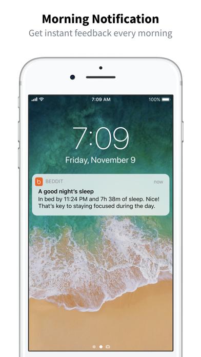 Beddit (for Model 3.5) screenshot 1