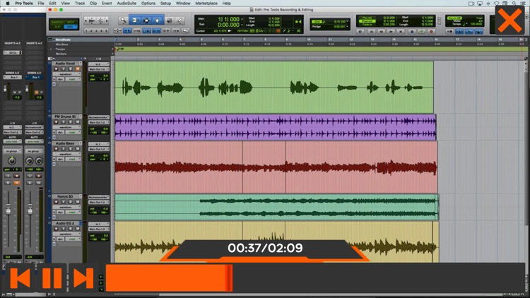 Record and Edit Audio Course screenshot-3