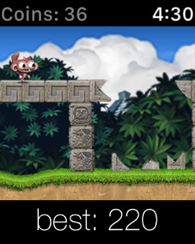 Dare the Monkey: Go Bananas! screenshot 13