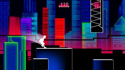 Running in the dark screenshot three