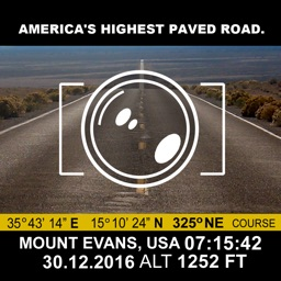 GPS Photo Stamp Camera