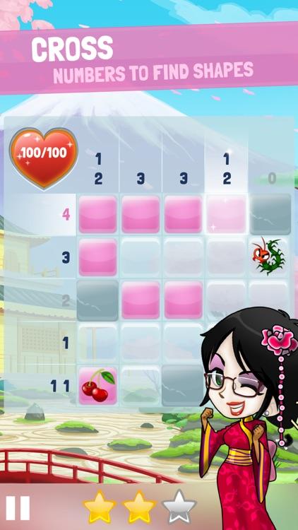Riddle Stones - Cross Numbers screenshot-0