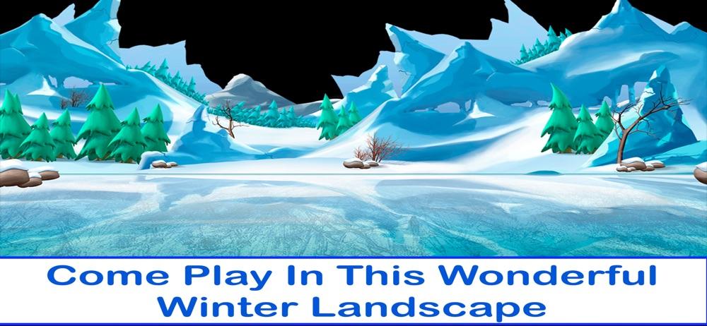 Princess Frozen Runner Game