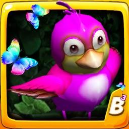 Little Bird Flying Jungle Book