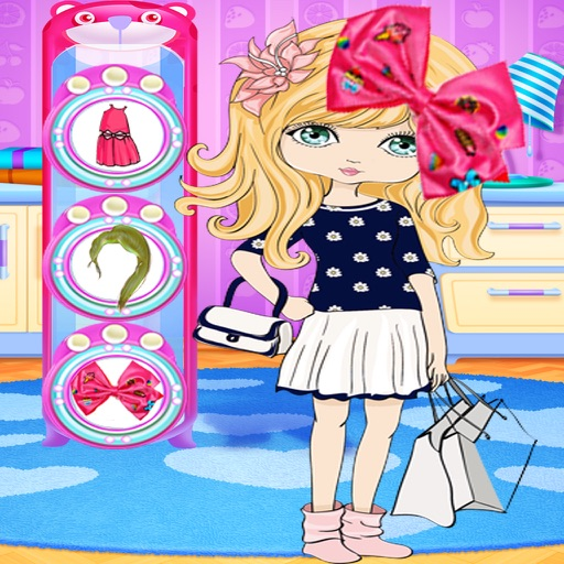 cool doll dress up