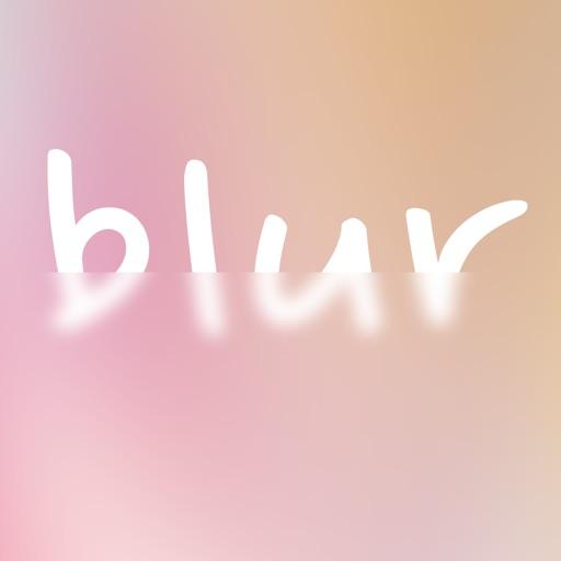 Blur HQ iOS App