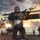 Revenge of Apes 3D: Prison Escape Story