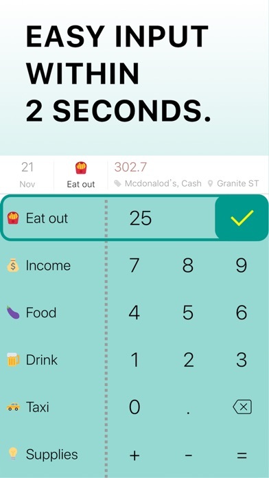 receipt box spending tracker by xiao liu ios united states