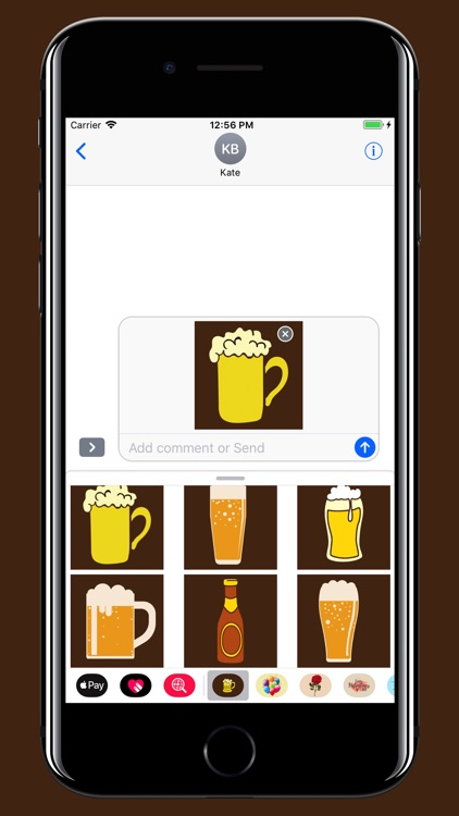 Craft Beer - Brewing Stickers screenshot-3